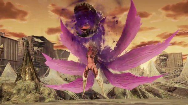 Butterfly Of Delirium Boss Code Vein
