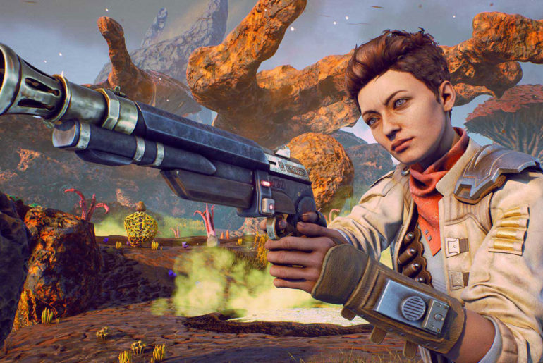 The Outer Worlds Attributes Guide