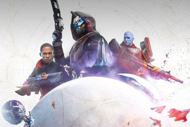 Destiny 2 New Light Campaign