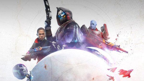 Destiny 2 New Light Campaign