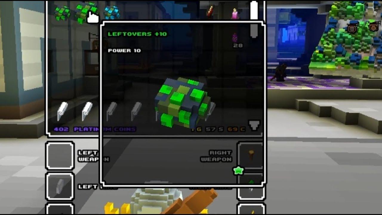 Cube World Leftovers
