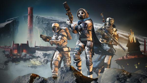 Destiny 2 Gear Upgrade | Shadowkeep Dead Ghosts Locations