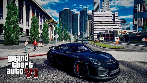 GTA 6, new rockstar game
