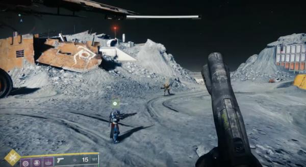 Destiny 2 Shadowkeep Trove Guardian hidden chest