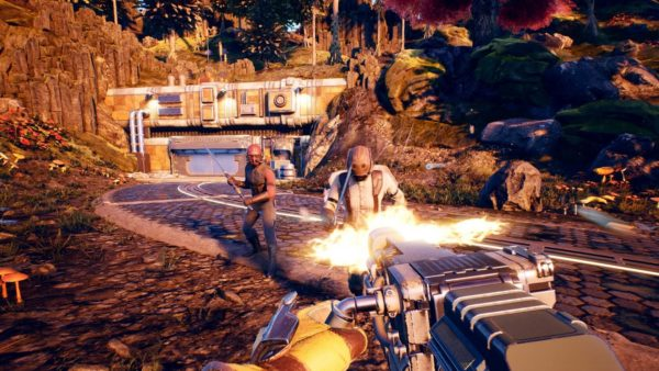 The Outer Worlds Flaws