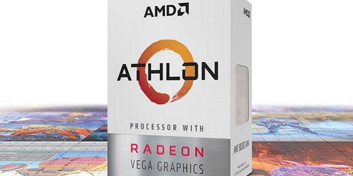 AMD Athlon 300GE