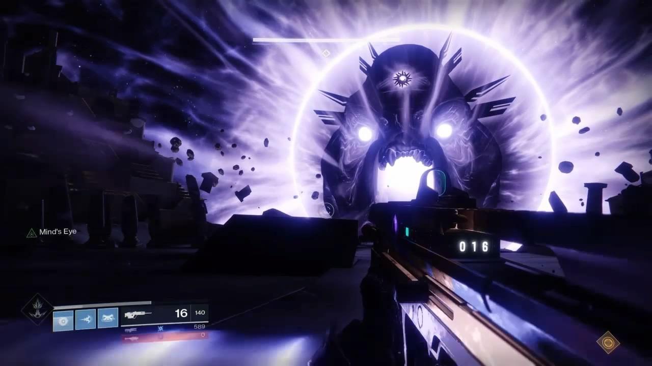 Emperor Calus Destiny 2 Leviathan Raid