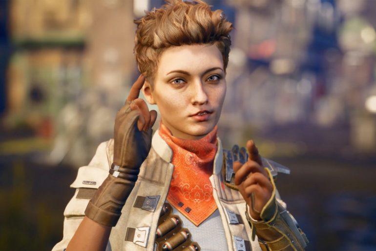 The Outer Worlds Companions Guide