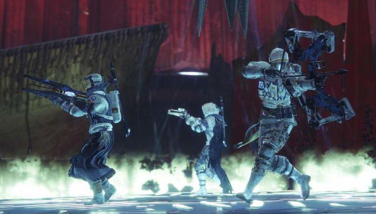Destiny 2 Shadowkeep Leveling