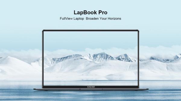 CHUWI Black Friday Discounts HeroBook Lapbook Pro