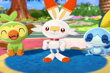 Which Starter Pokémon in Pokémon Sword and Shield Should You Choose?