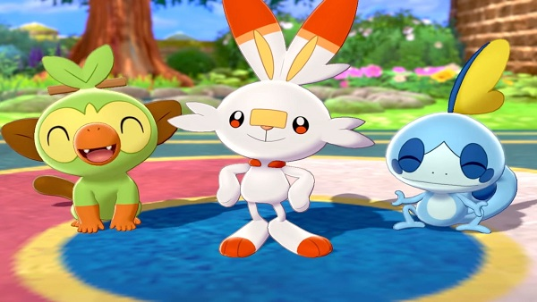 Which Starter Pokémon in Pokémon Sword and Shield Should You Choose? | Pokémon Sword and Shield Max Moves