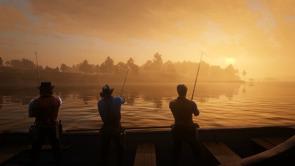 Red Dead Redemption 2 Legendary Fish Locations Guide