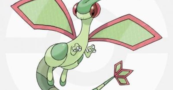 Pokemon Sword And Shield Flygon Guide: Location, Evolution