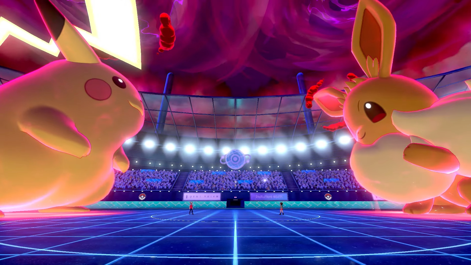 How To Get Gigantamax Pokemon In Pokemon Sword And Shield