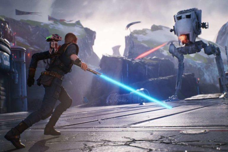 Star Wars Jedi Fallen Order PS4 Pro