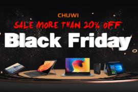CHUWI Black Friday Discounts