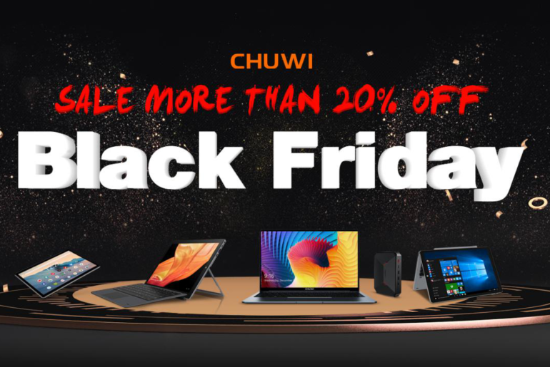 CHUWI Black Friday Discounts