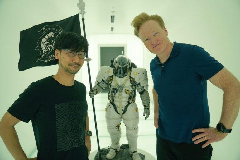 Death Stranding Celebrity Cameos