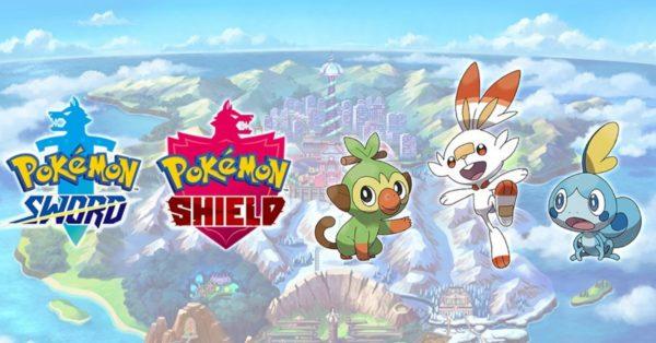 Pokemon Sword Shield happiness