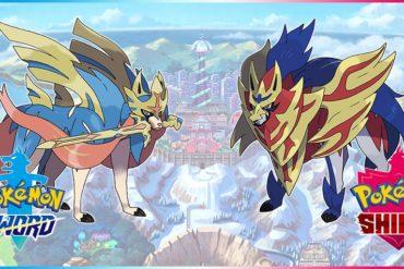 Pokemon Sword And Shield Legendary Pokemon Locations
