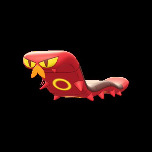 Sizzlipede Pokemon Sword And Shield hidden Pokemon
