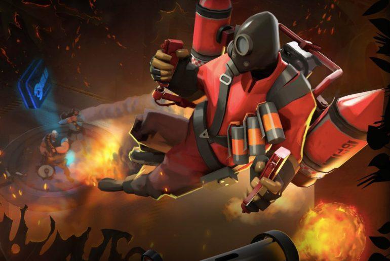 Team Fortress 2 Crash