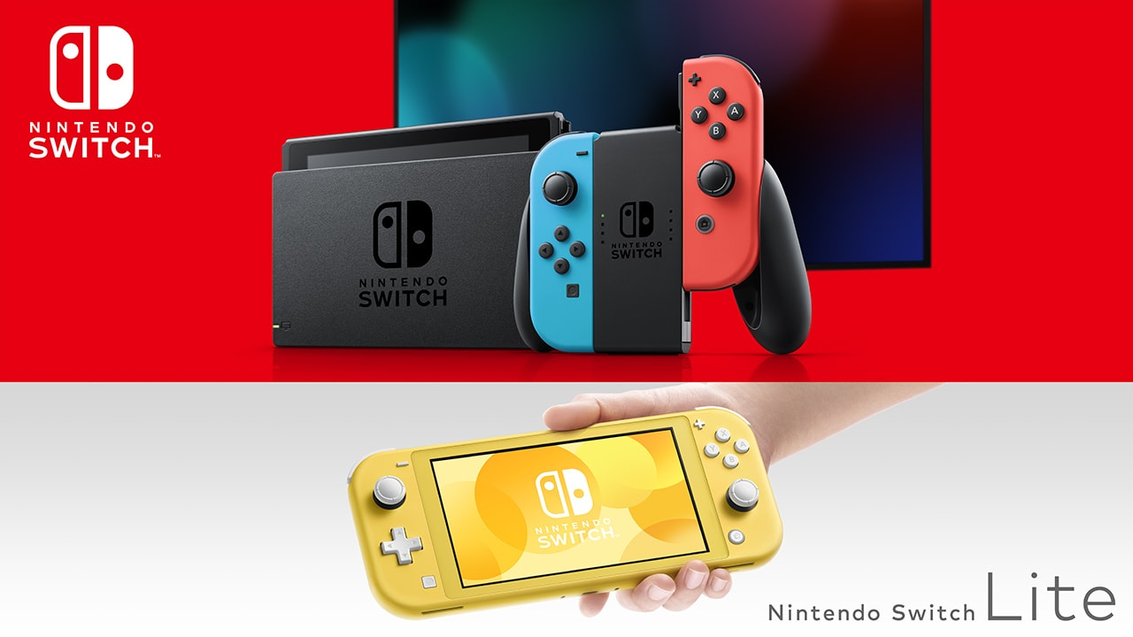 Nintendo Switch commercial