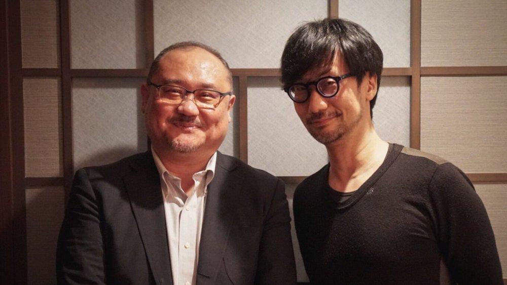 Hirokazu Hamamura Death Stranding Celebrity Cameos