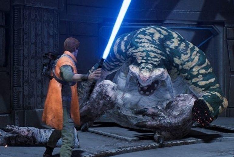 Star Wars Jedi: Fallen Order Rabid Jotaz