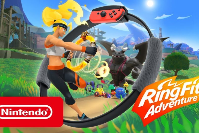 Nintendo Ring Fit Adventure