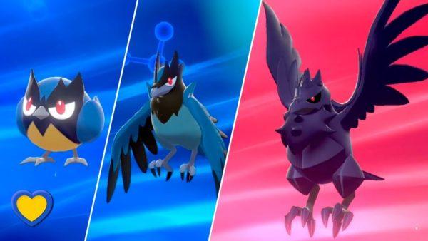 Pokemon Sword And Shield Corvisquire | Pokémon Sword and Shield Move Tutors Locations Guide