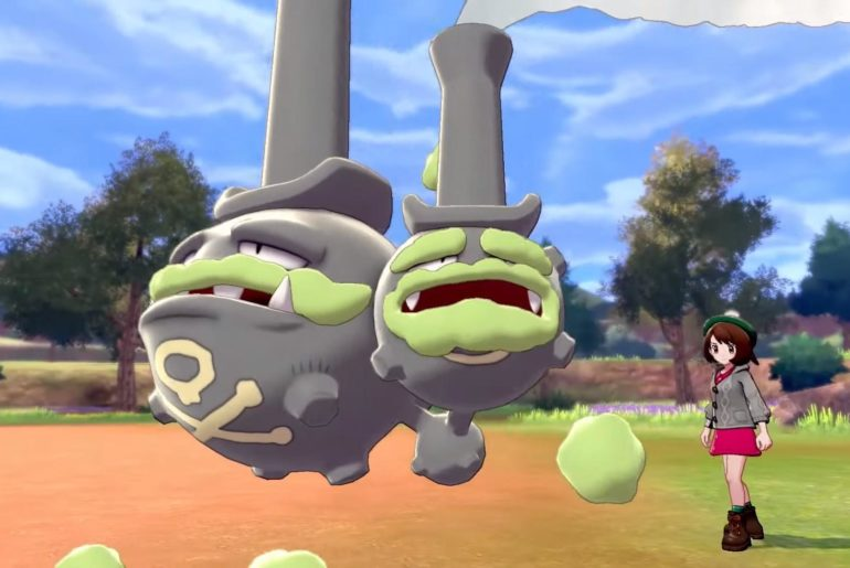 Pokemon Sword And Shield Galarian Forms