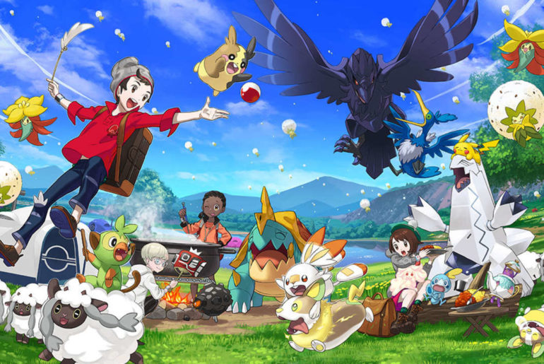 Pokemon Sword And Shield TMs Locations Guide