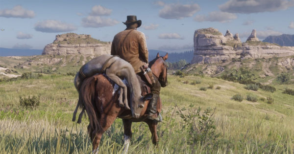 Red Dead Redemption 2 Horses Guide, Red Dead Redemption 2 Exited Unexpectedly Fix