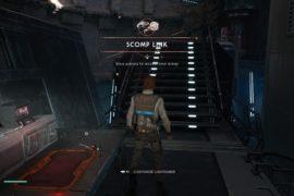 Star Wars: Jedi Fallen Order Scomp Link