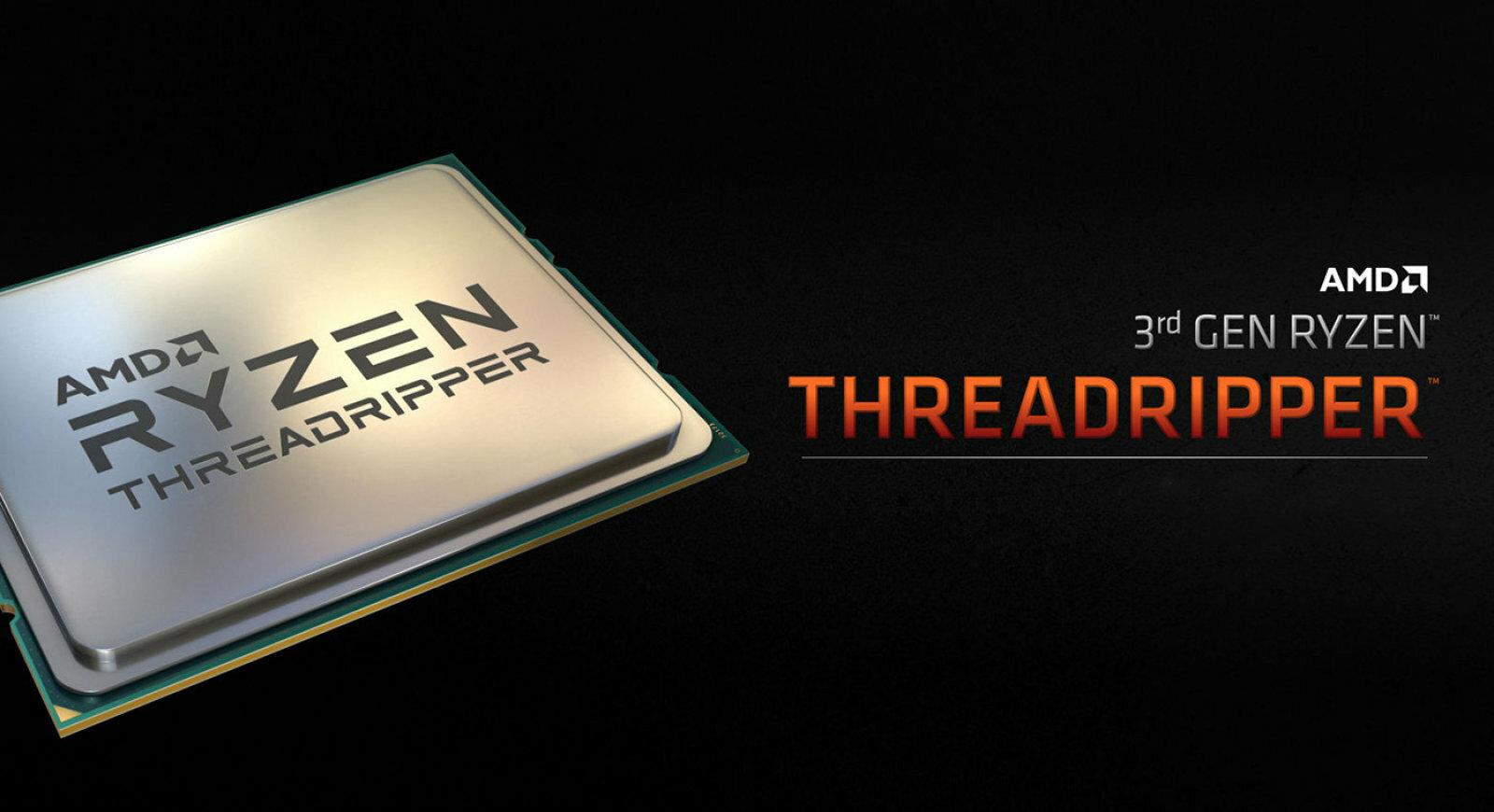 AMD Threadripper sTRX4