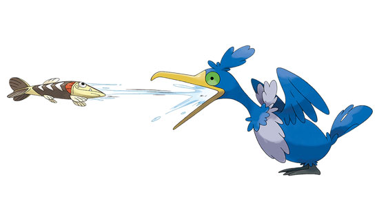 Pokémon Sword And Shield Cramorant