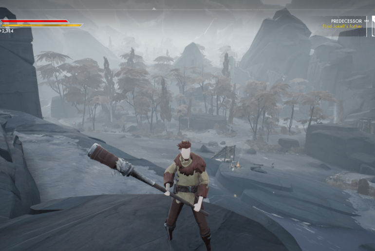 Ashen Weapons