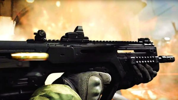 Call of Duty Modern Warfare Ram-7