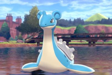 Pokémon Sword and Shield Lapras
