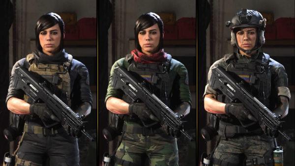 Call of Duty Modern Warfare Mara