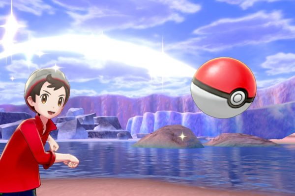 Pokemon Sword and Shield Pokeballs Locations
