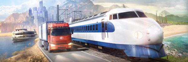 Transport Fever 2 Emissions