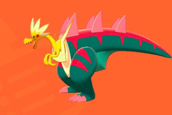 Pokémon Sword And Shield Dracozolt