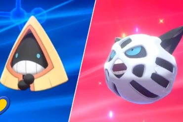 Pokémon Sword and Shield Snorunt