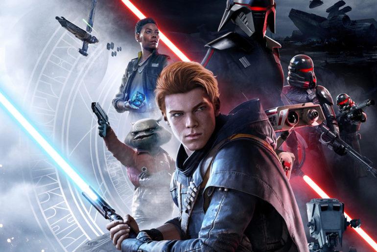 Star Wars Jedi: Fallen Order Double Jump