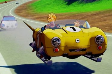 Find a Car in Dragon Ball Z: Kakarot