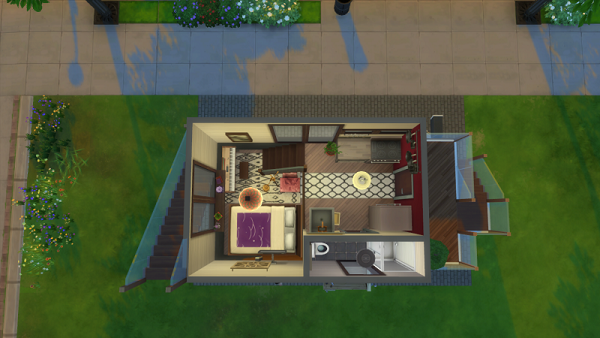 The Sims 4 Tiny Living Stuff Murphy Beds Guide