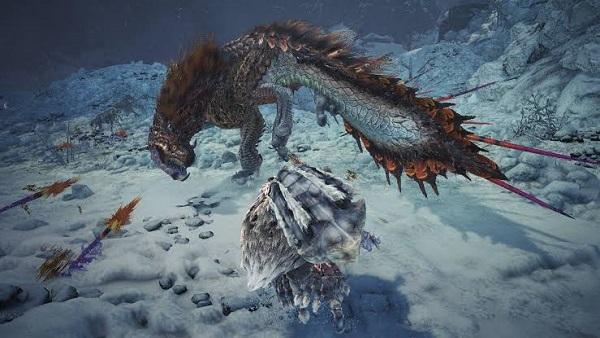 Monster Hunter: World Iceborne Area 17